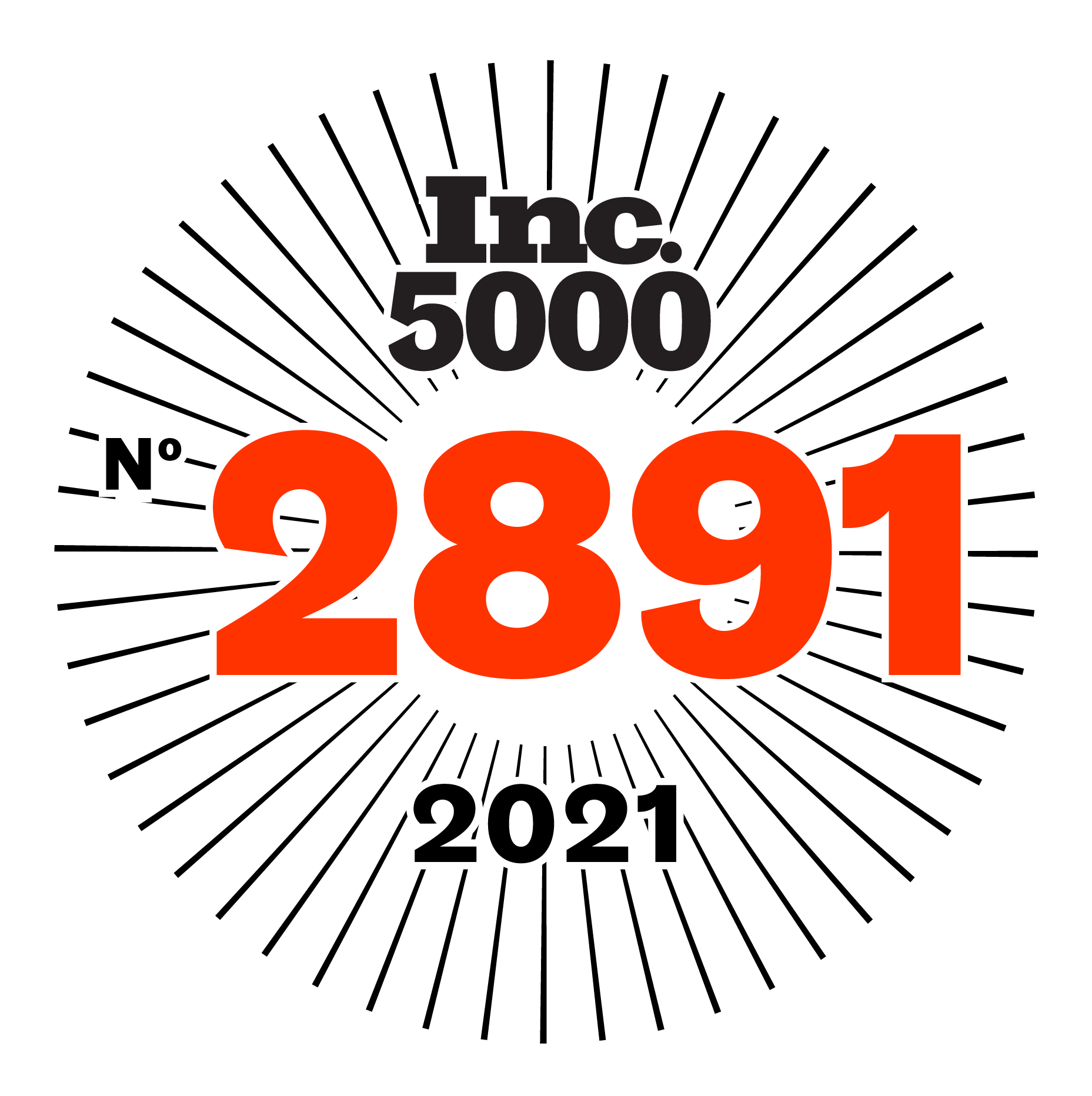 2021 Inc. 5000 List